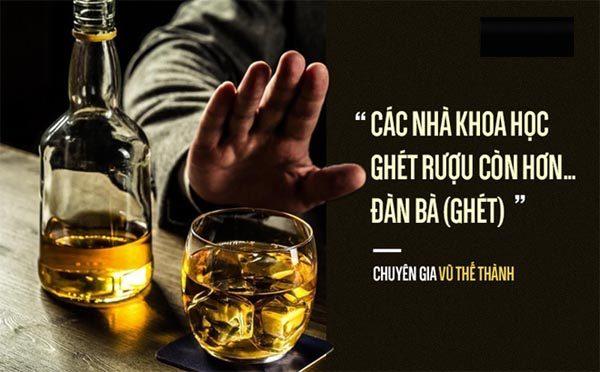 Rượu bia là những thứ cần tránh xa để chữa bệnh đau dạ dày