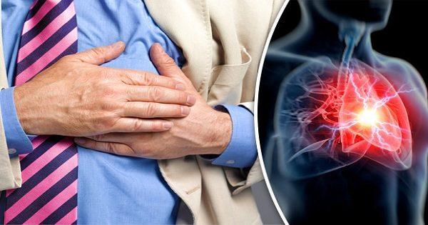 Gây biến chứng cho bệnh tim mạch